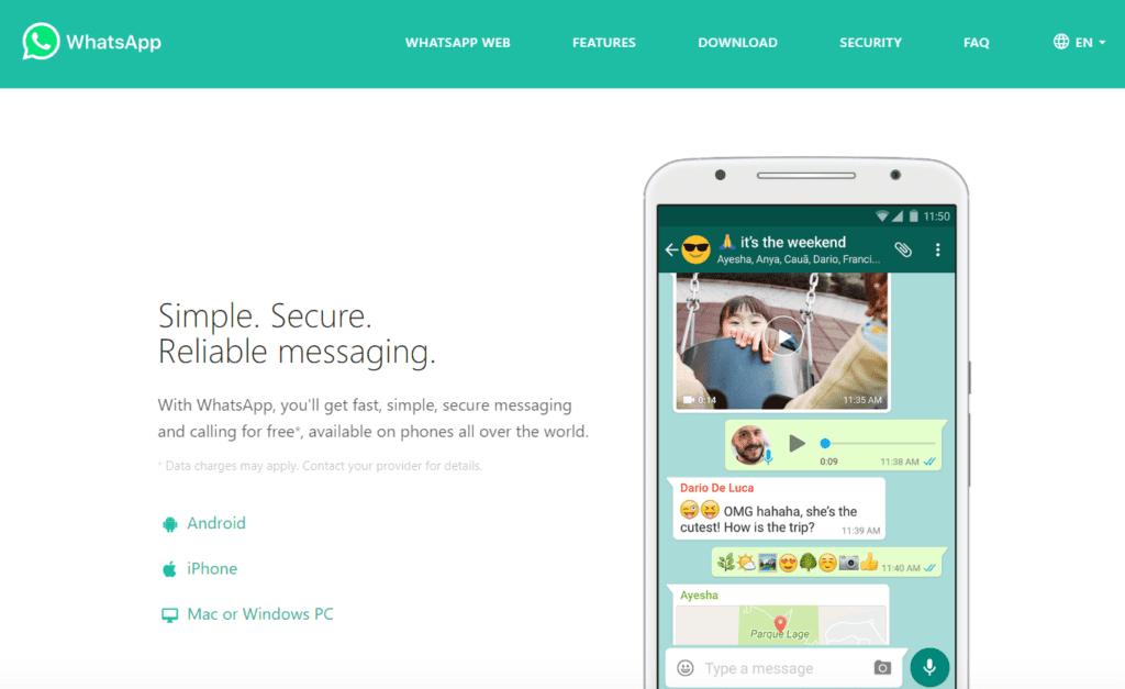 create ecommerce in whatsapp