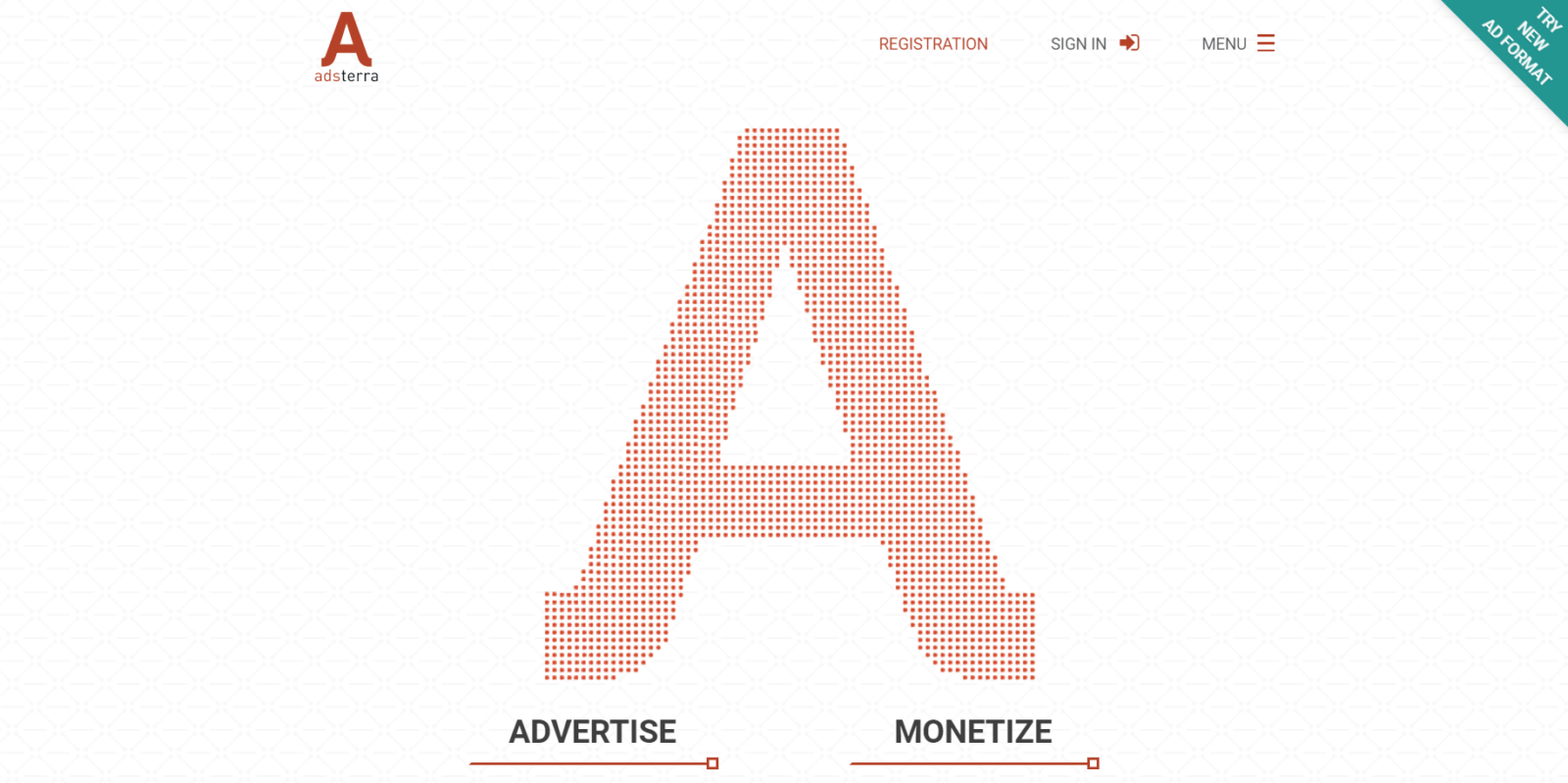 Adsterra: Monetize Your Traffic