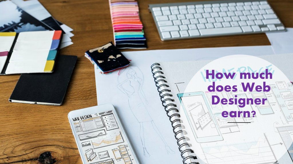 How much does Web Designer earn?