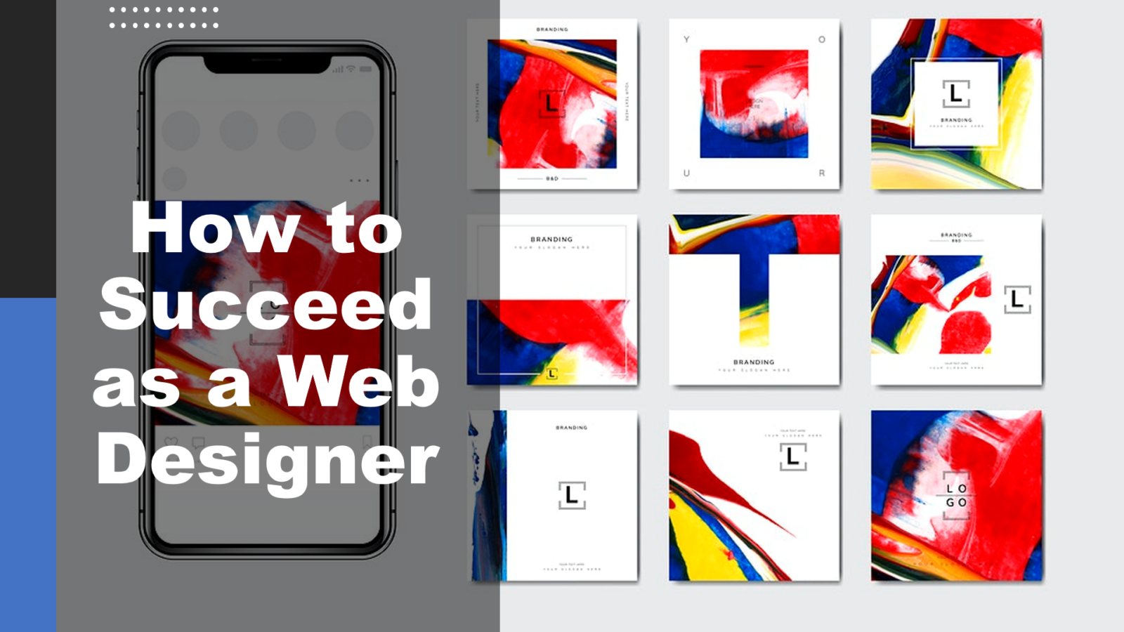 How to succeed as a web designer?
